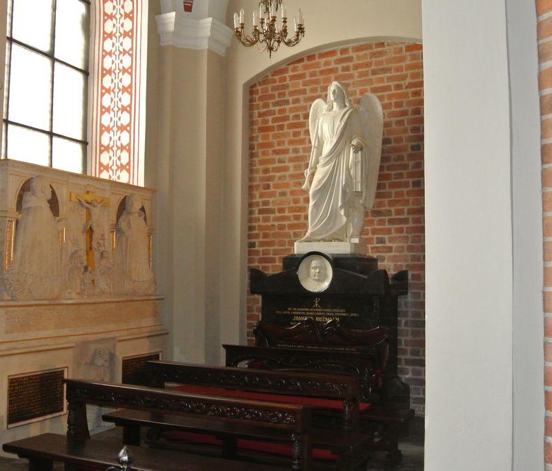 Kaplica Matki Boskiej Częstochowskiej i św.St. Kostki3