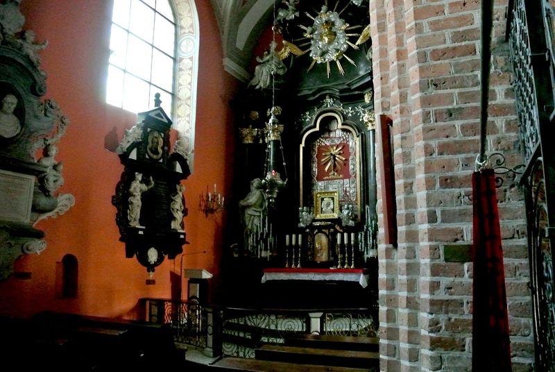 Kaplica Najświętszego Sakramentu Kopia