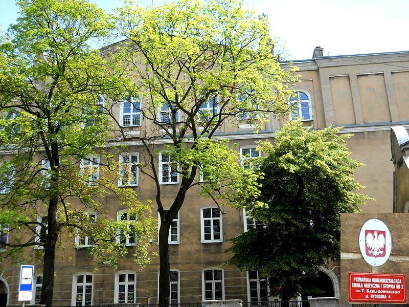 Poznańska Ogólnokształcąca Szkoła Muzyczna I st. Nr 2