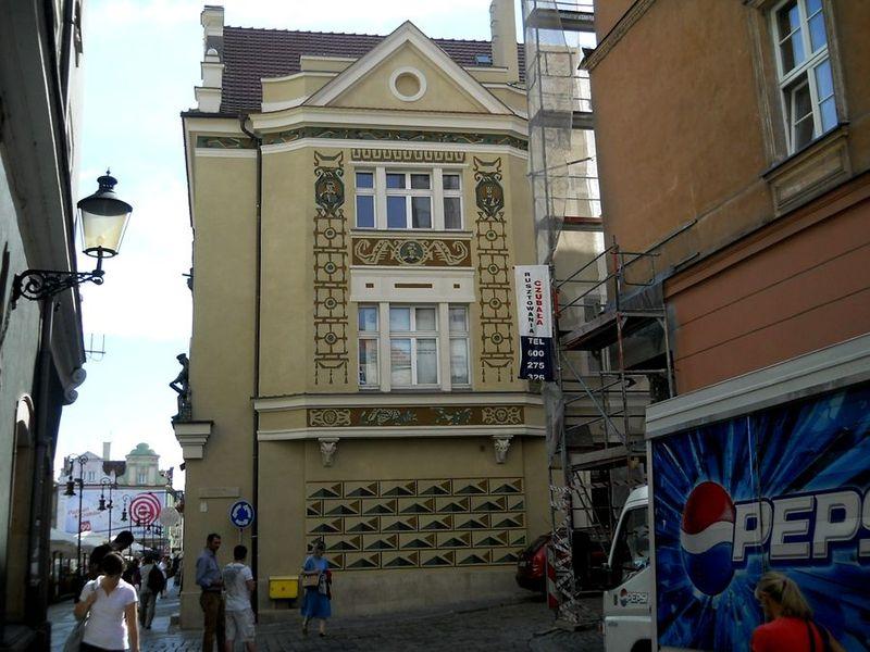 14d p.zach Kamienica (84) di Quadro