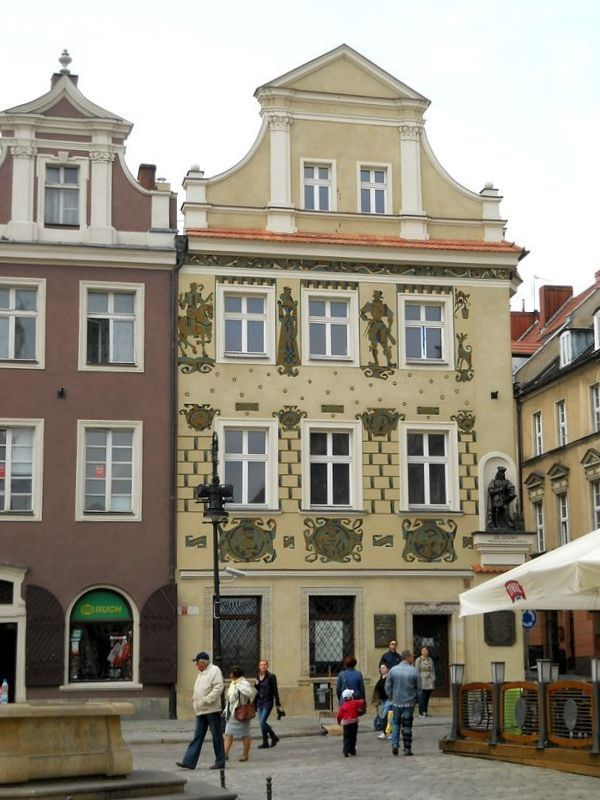 15 p.zachKamienica (84) di Quadro Muzeum Sienkiewicza  Kopia
