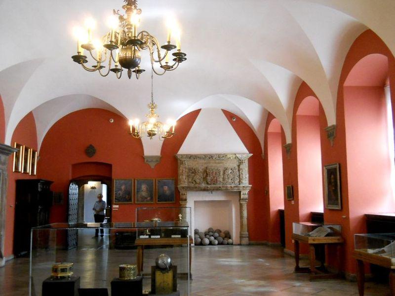 2 Sala królewska