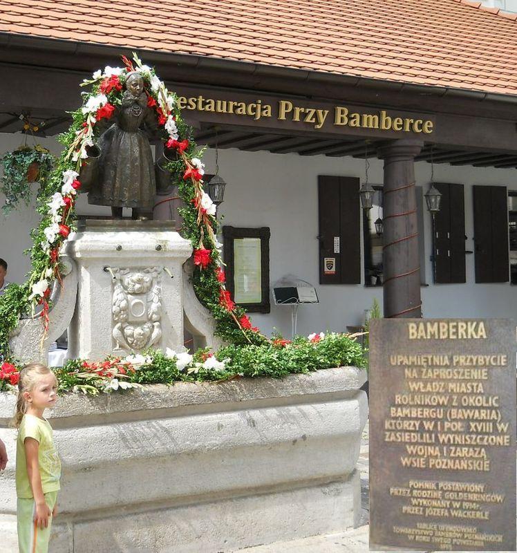 26 fontanny Bamberka