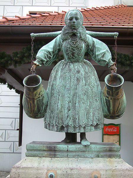 26a fontanny Bamberka