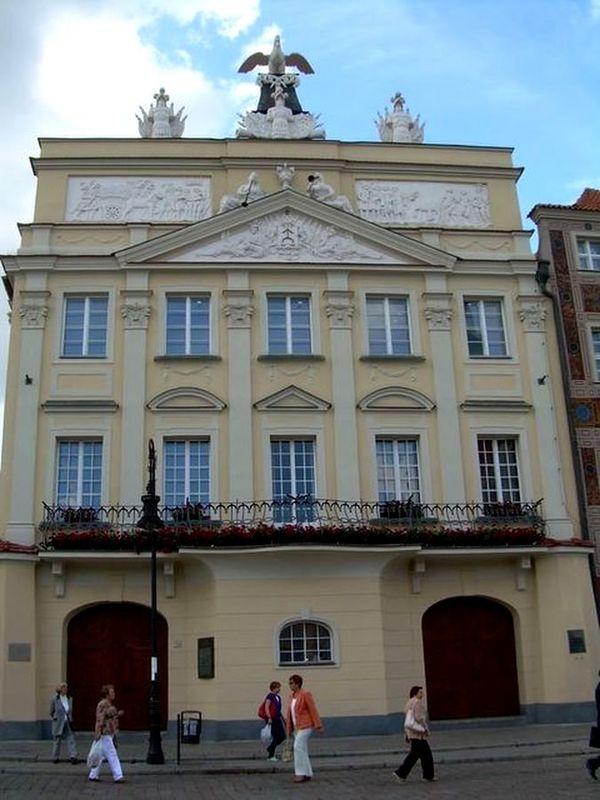 36 Pałac Działyńskich