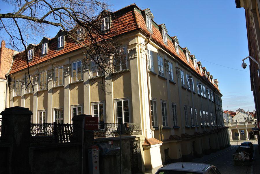38 Pałac Działyńskich