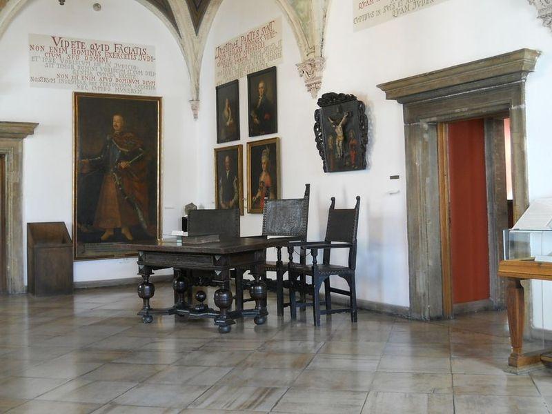 4 Sala sądowa