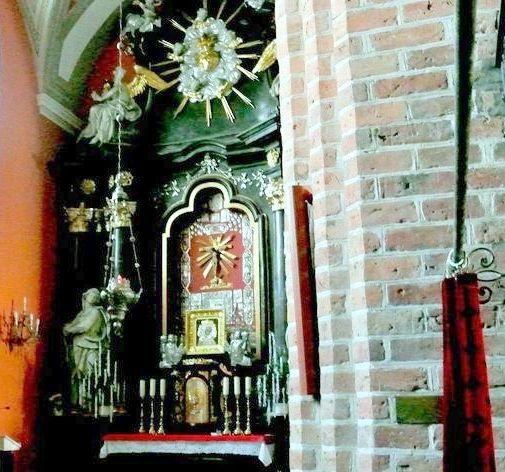 Kaplica Najświętszego Sakramentu - Kopia (2) Kopia