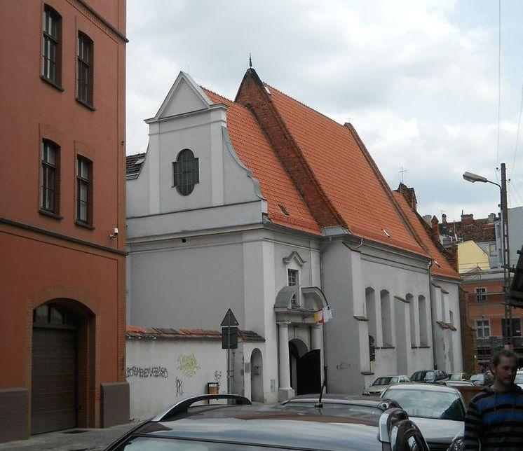 Kościół NMP Wspomożenia Wiernych Kopia
