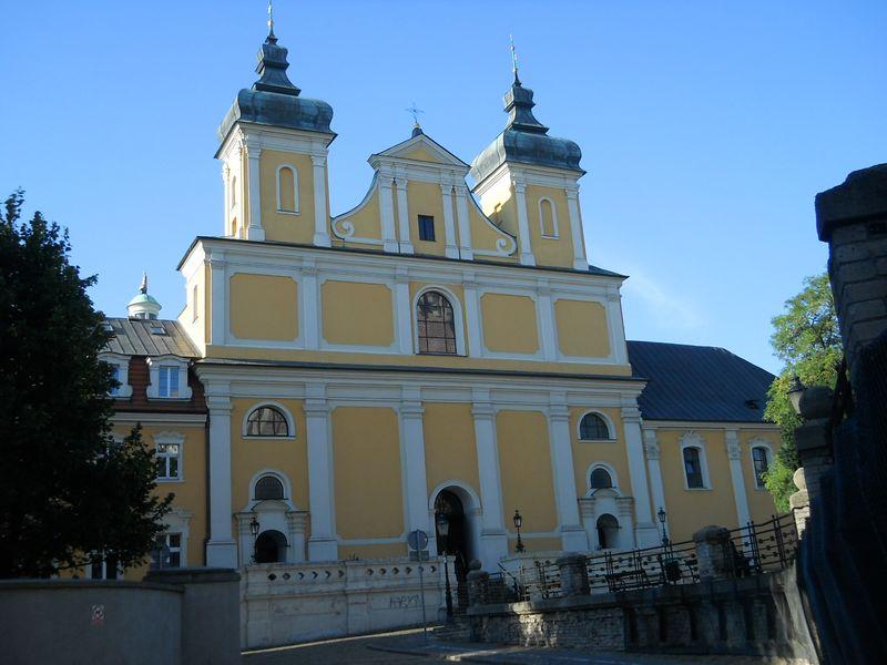 Kościół franciszkanów pw. św. Antoniego z Padwy02 Kopia