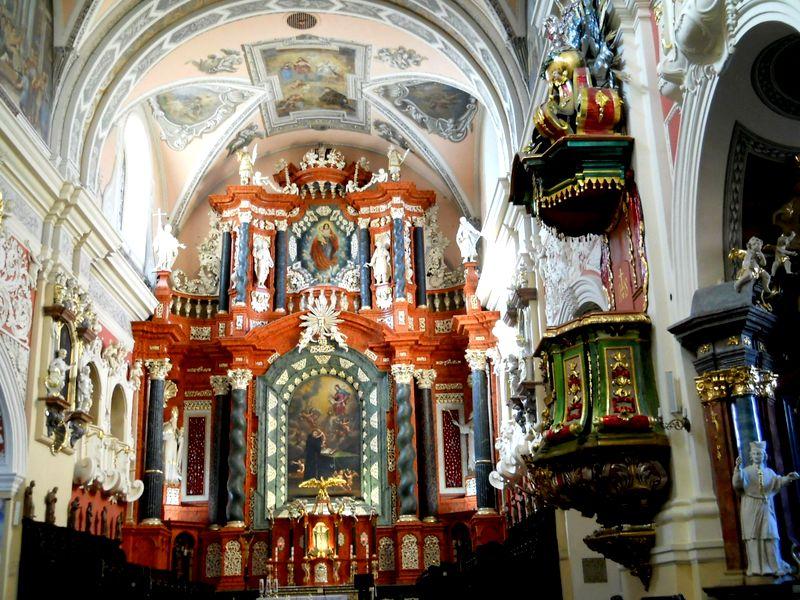 Kościół franciszkanów pw. św. Antoniego z Padwy04 Kopia