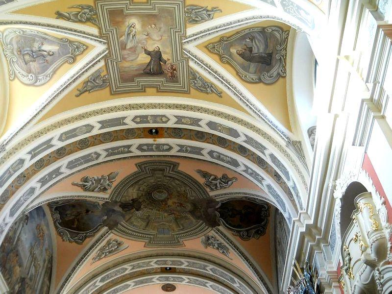 Kościół franciszkanów pw. św. Antoniego z Padwy05