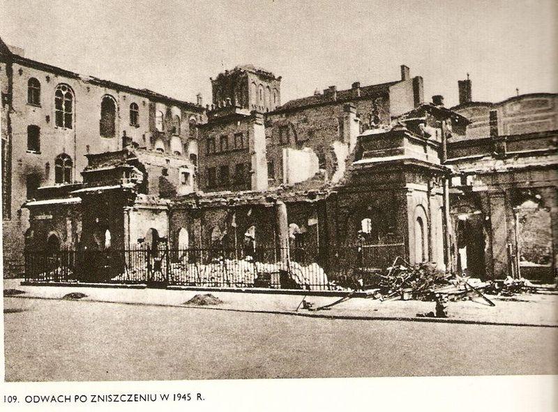 odwach 1945