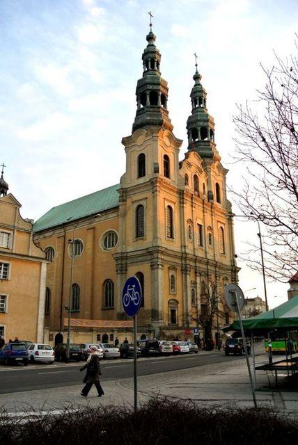 1c kościół franciszkanów