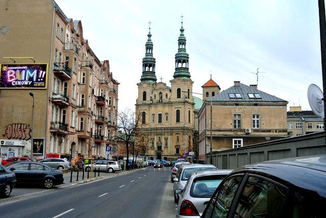 1d kościół franciszkanów