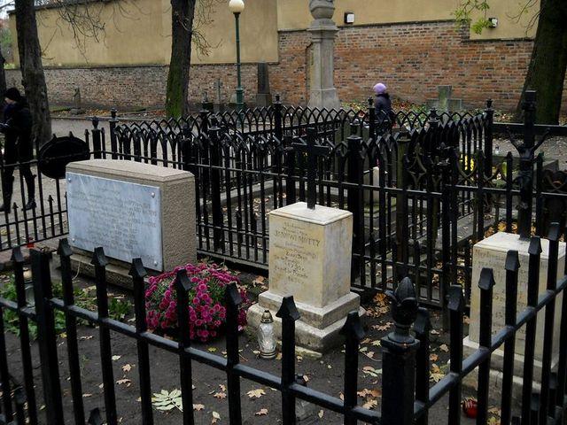 1o Cmentarz Zasłużonych