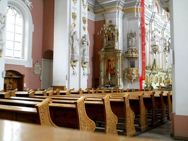 2c kościół franciszkanów