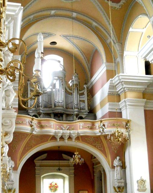 2g kościół franciszkanów