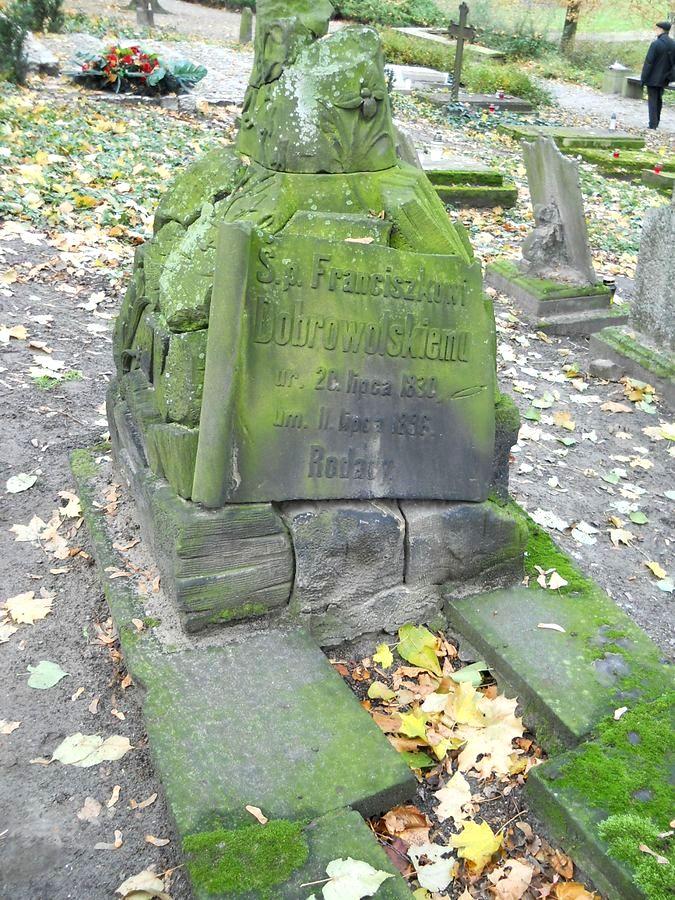 2h Cmentarz Zasłużonych