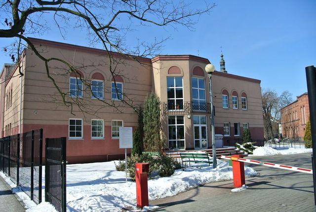 5g Liceum św. Marii Magdaleny sala gimnastyczna