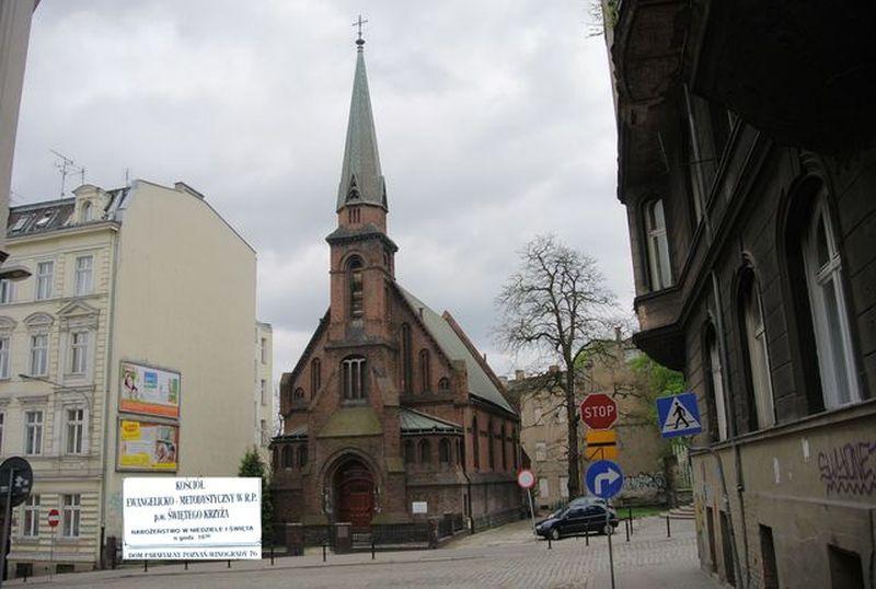 7b Kościół Świętego Krzyża