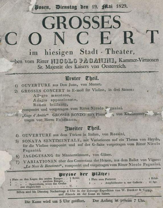 Afisz_z_programem_koncertu_Paganiniego_w_Poznaniu_w_1829