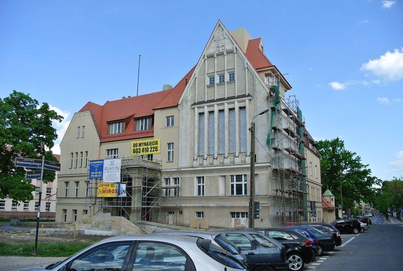 Budynek Landratury Poznań-Wschód 1 Kopia