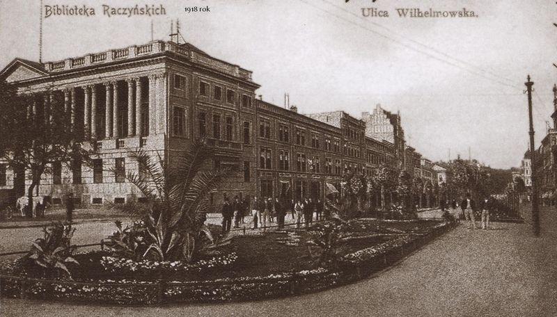 ulica-wilhelmowska-1918-001 Kopia