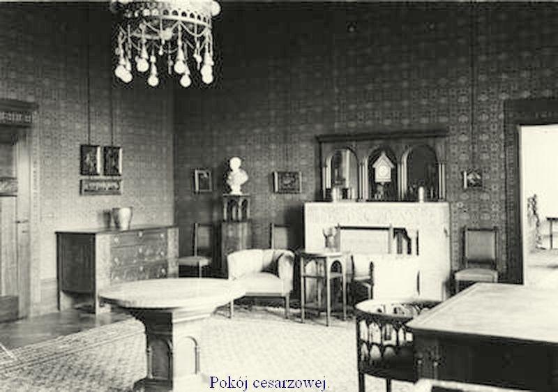 Pokój cesarzowej.