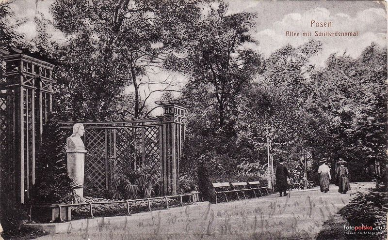 Pomnik Schilera