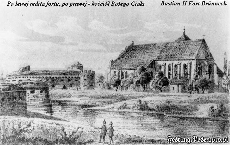 Bastion II Brünneck