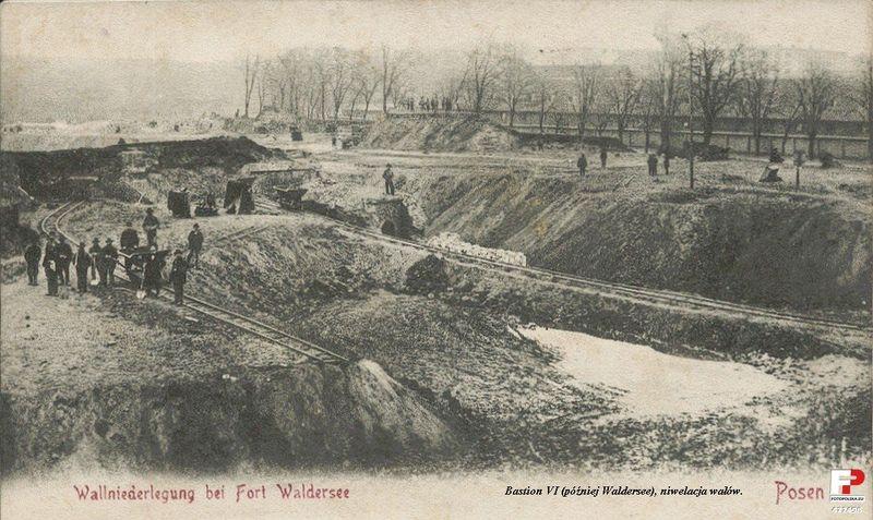 Bastion VI Waldersee