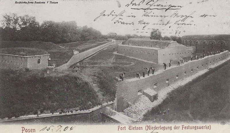 Bastionu  V Tietzen