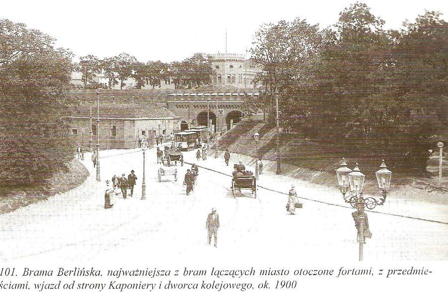 Brama Berlińska 1