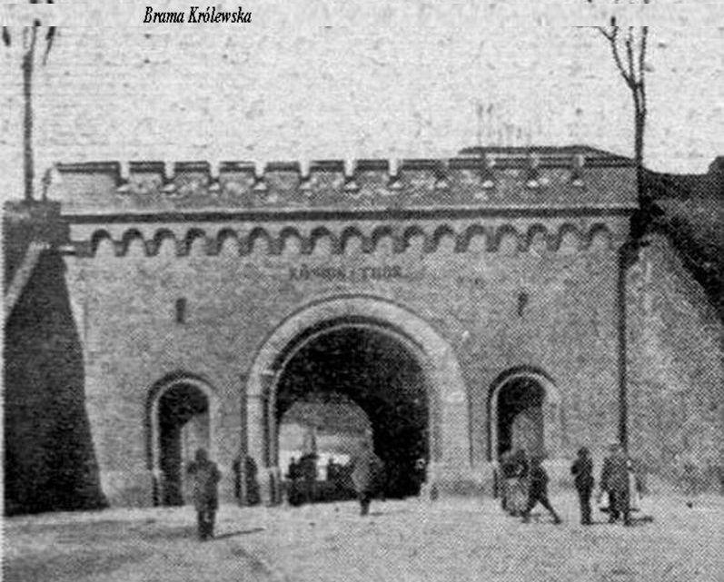 Brama Krolewska 2