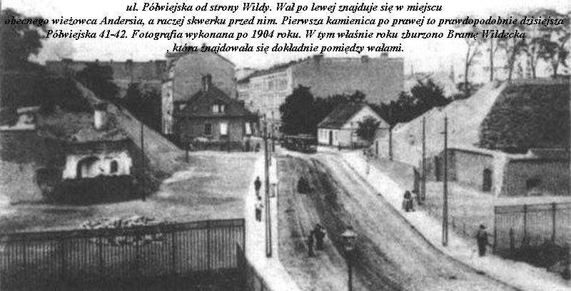 Brama Wildecka a