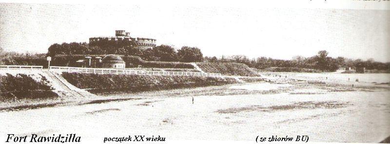 Fort Rawidziłła