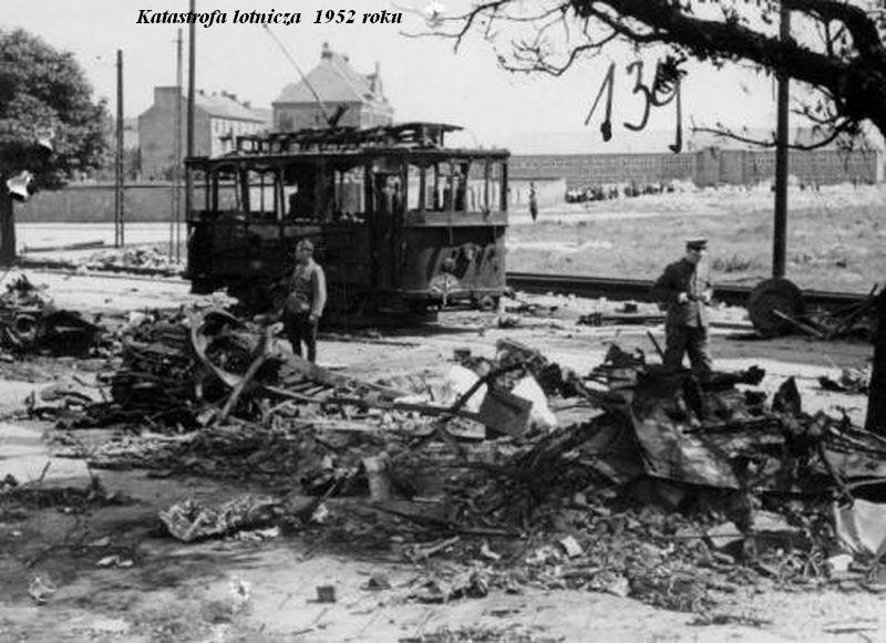 Katastrofa lotnicza  1952 roku 1