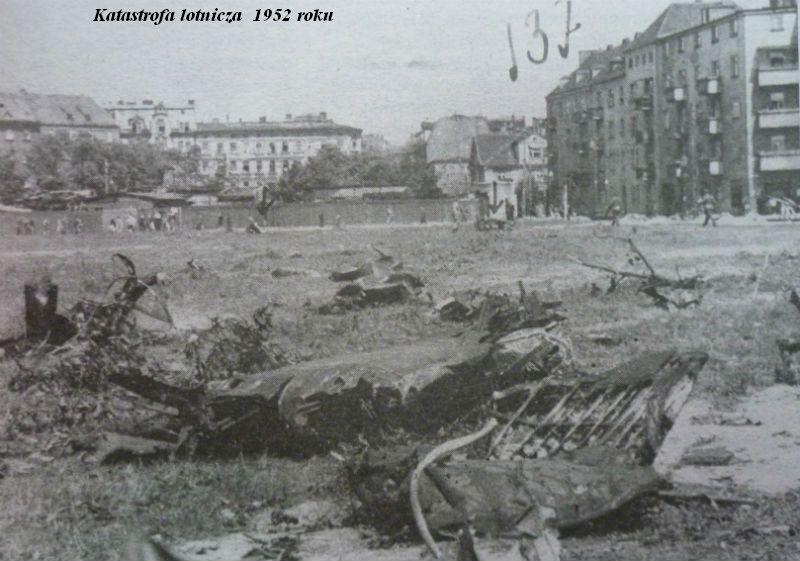 Katastrofa lotnicza  1952 roku
