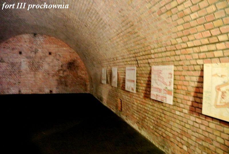 fort III prochownia