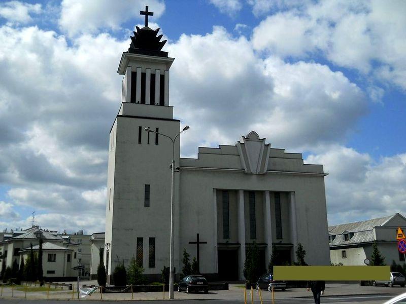 kościół p.w. Świętej Trójcy2