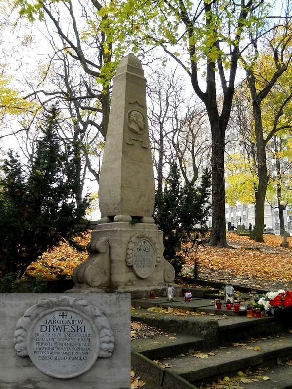 1ga Cmentarz Zasłużonych
