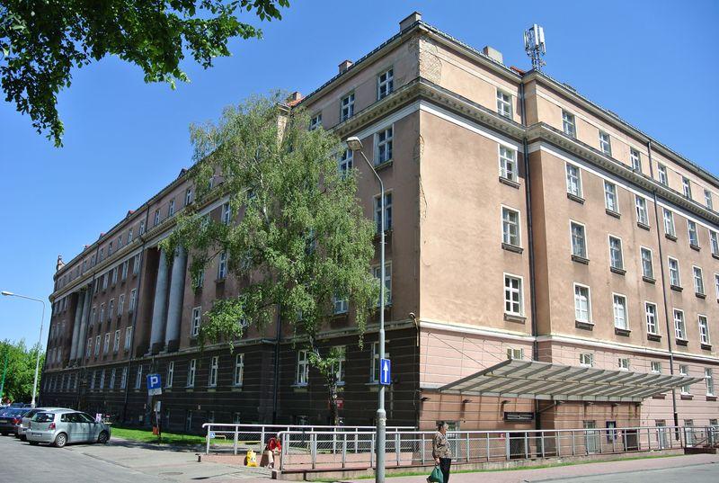 Stolarska 098 szpital Wojskowy