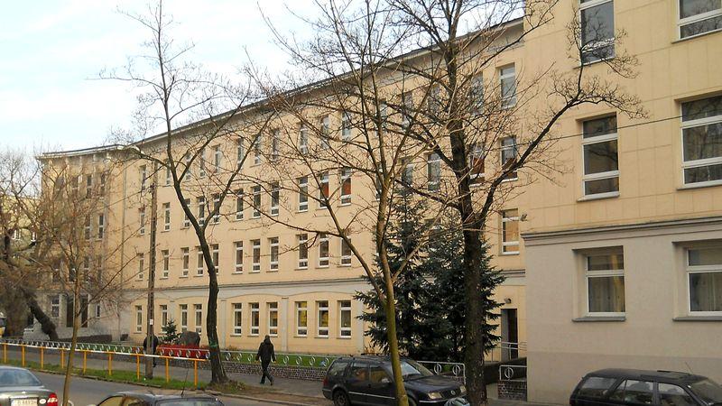 Ul. Łukaszewicza Szkoła im. Fr. Witaszka1