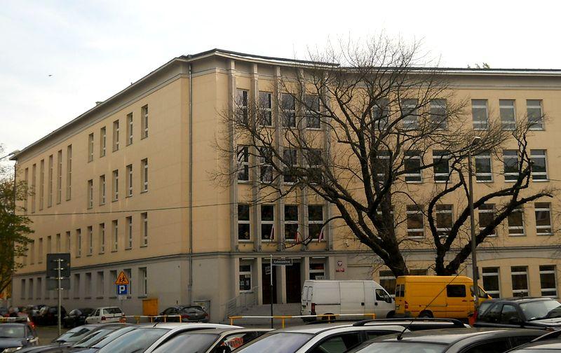 Ul. Łukaszewicza Szkoła im. Fr. Witaszka5