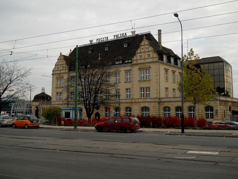 Ul. Głogowska  7 Kopia