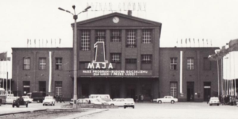 dworzec Główny ...
