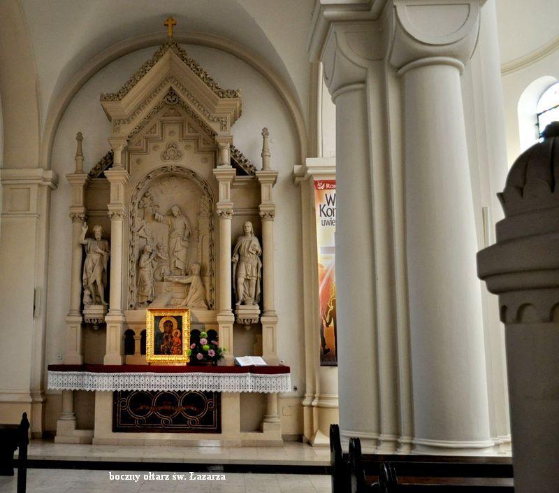 Ołtarz Łazarza
