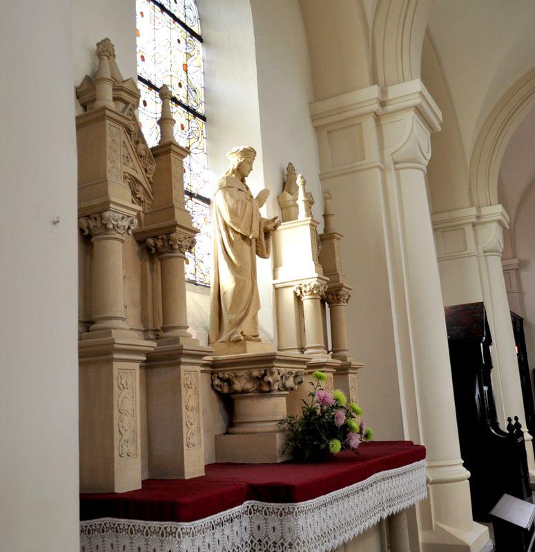 Ołtarz św. Kazimierza Kopia