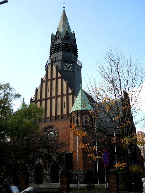 Kościół św.Anny Kopia